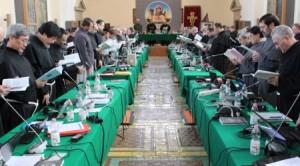 Ultima sesiune a Capitolului general 2013
