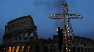 Colosseum, locul unde Papa Francisc va prezida Calea Crucii
