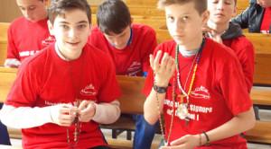 Campus vocaţional la Liceul Franciscan din Roman