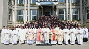 Întâlnirea seminariştilor franciscani & diecezani