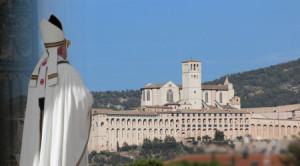 Papa va merge la Assisi pe 4 octombrie a.c.