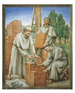 """""""Francisc! Mergi și repară biserica mea!"""""""