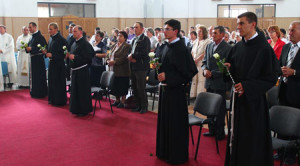 Roman - profesiunea solemnă 2013