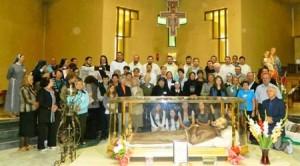Întâlnirea națională a franciscanilor