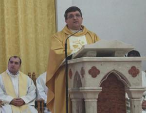 Părintele Fabian Iacob, Vicar provincial