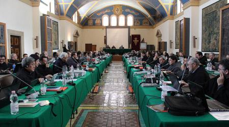 Capitolul general, Assisi, 15 feb. 2013