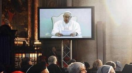 Video-mesajul Papei Francisc