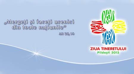 Logo Ziua Tineretului Pildești 2013