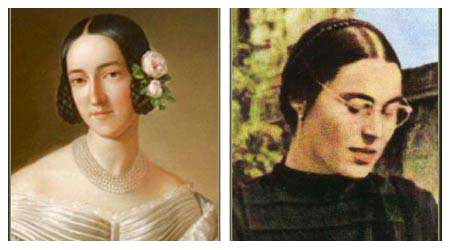 Maria Cristina de Savoia și Maria Bolognesi