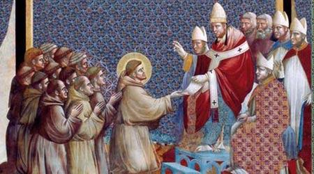 Francisc la papa