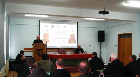 Simpozionul international: Fratele Elia de Cortona